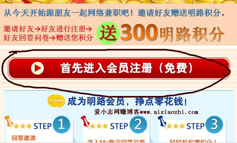 明路调查:日本著名调查赚钱网站